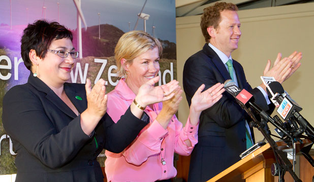 Greens NZ Politics Daily Bryce Edwards University of Otago liberation blog www.liberation.org.nz