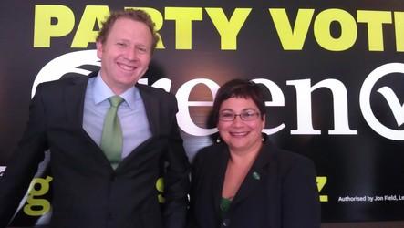 Greens norman turei NZ Politics Daily - Bryce Edwards Otago University liberation blog - www.liberation.org.nz