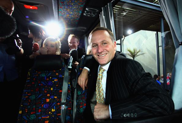 John key campaign NZ Politics Daily - Bryce Edwards Otago University liberation blog - www.liberation.org.nz