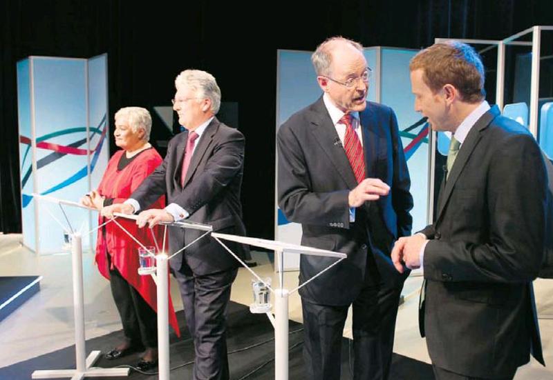 Minor parties debate NZ Politics Daily - Bryce Edwards Otago University liberation blog - www.liberation.org.nz