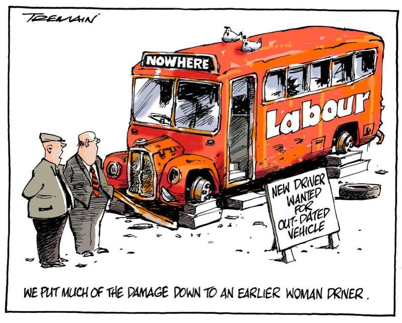 Labour party leadership NZ Politics Daily - Bryce Edwards Otago University liberation blog - www.liberation.org.nz