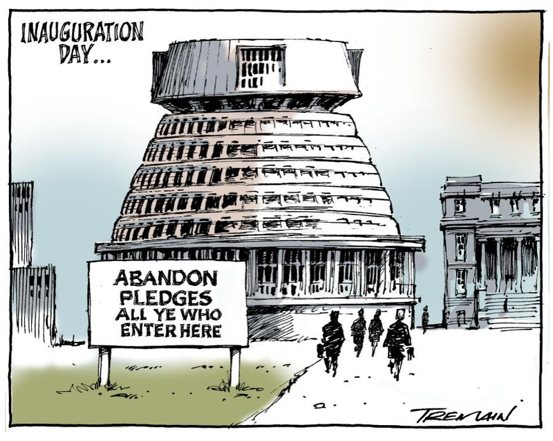 Parliament NZ Politics Daily - Bryce Edwards Otago University liberation blog - www.liberation.org.nz