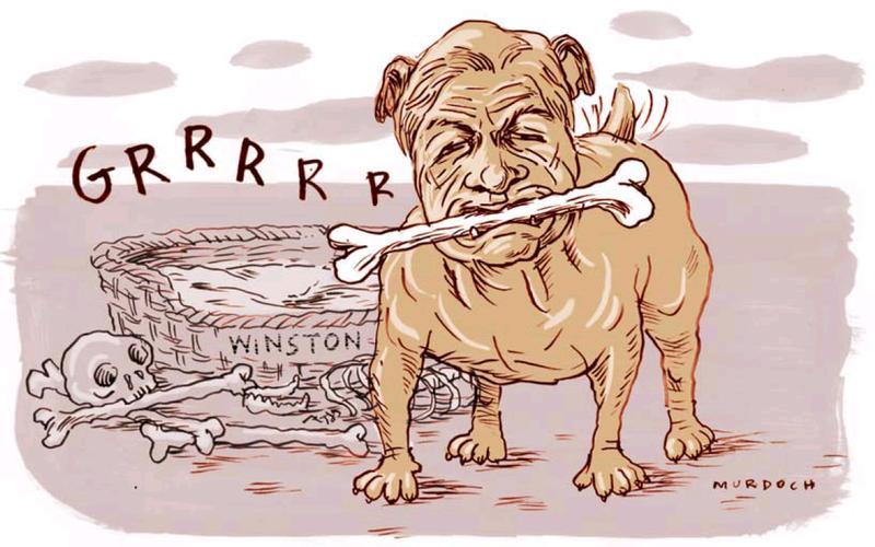 1 Winston Peters NZ First NZ Politics Daily - Bryce Edwards Otago University liberation blog - www.liberation.org.nz