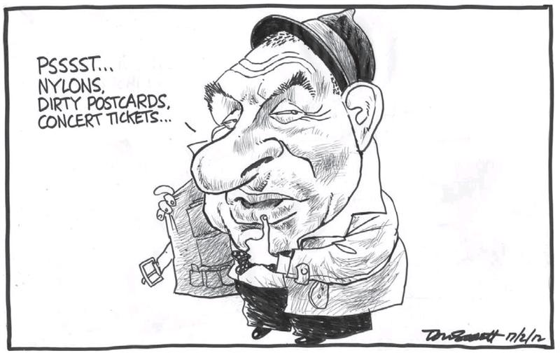 2 trevor mallard ticket scalping labour NZ Politics Daily - Bryce Edwards Otago University liberation blog - www.liberation.org.nz