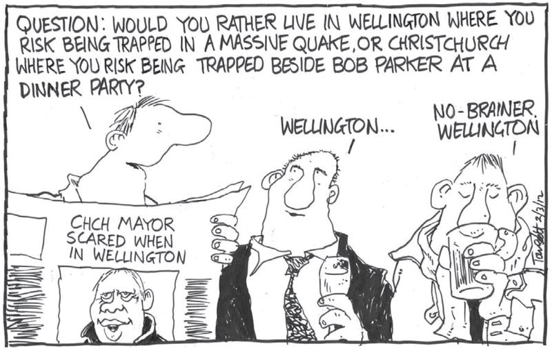 9 christchurch bob parker NZ Politics Daily - Bryce Edwards Otago University liberation blog - www.liberation.org.nz