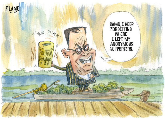 1 john banks cabbage boat donations NZ Politics Daily - Bryce Edwards Otago University liberation blog - www.liberation.org.nz