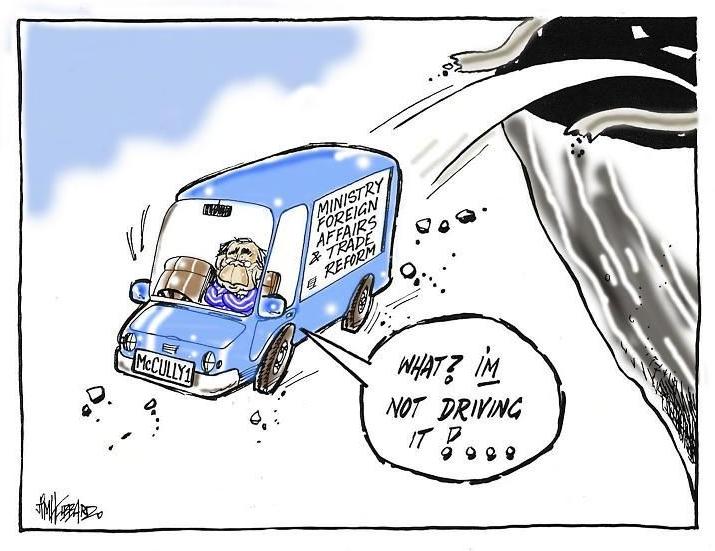 3 mfat mccully NZ Politics Daily - Bryce Edwards Otago University liberation blog - www.liberation.org.nz