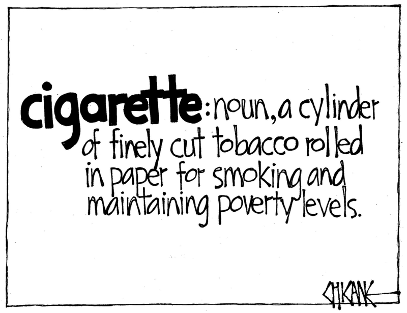 1 tobacco cigarette prices NZ Politics Daily - Bryce Edwards Otago University liberation blog - www.liberation.org.nz