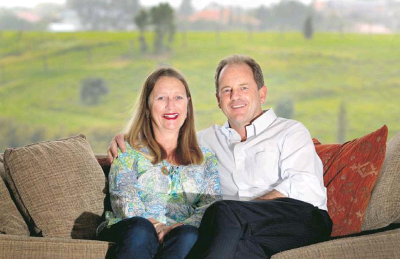 David shearer and wife NZ Politics Daily - Bryce Edwards Otago University liberation blog - www.liberation.org.nz