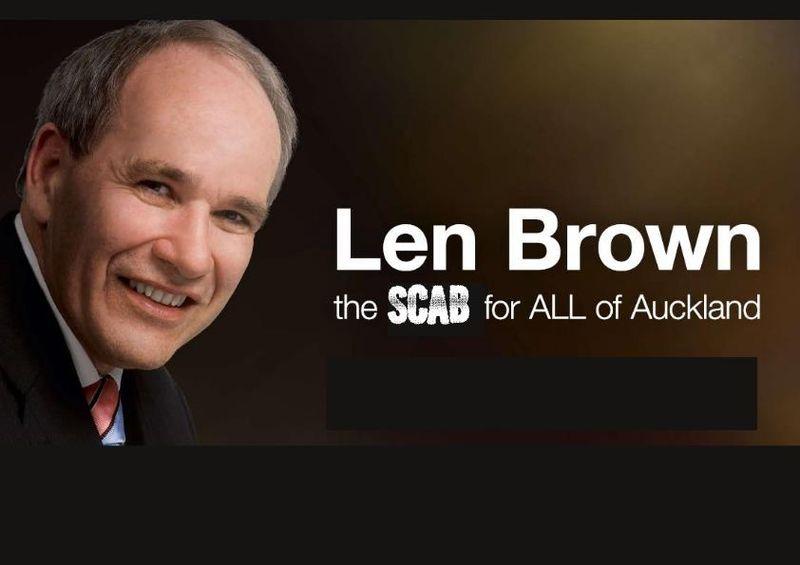 Len brown ports  NZ Politics Daily - Bryce Edwards Otago University liberation blog - www.liberation.org.nz