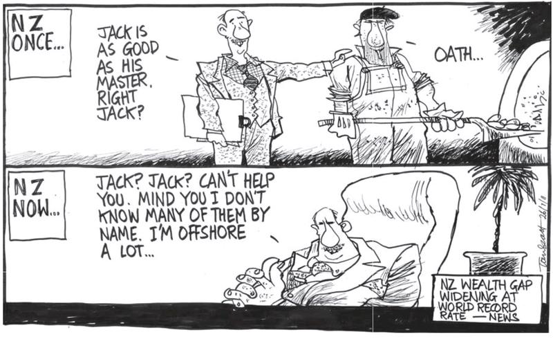 Employers NZ Politics Daily - Bryce Edwards Otago University liberation blog - www.liberation.org.nz