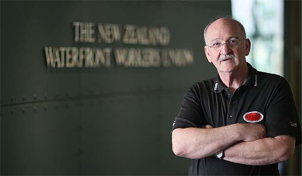 1 ports of auckland munz union NZ Politics Daily - Bryce Edwards Otago University liberation blog - www.liberation.org.nz