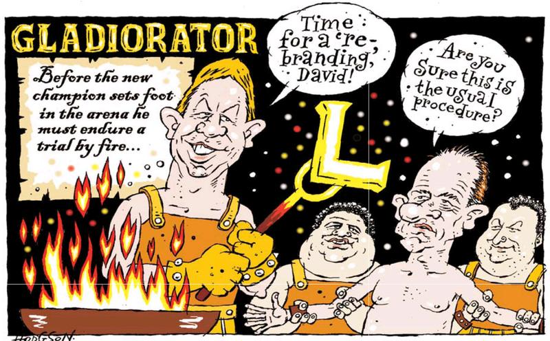 Rebrand labour david shearer NZ Politics Daily - Bryce Edwards Otago University liberation blog - www.liberation.org.nz