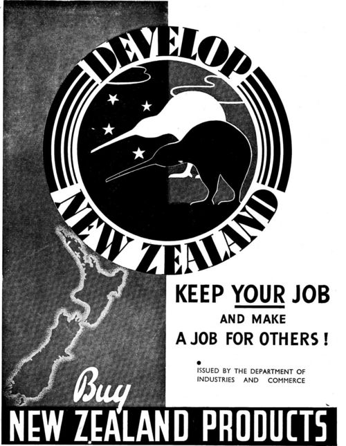 Z buy kiwi made xenophobia NZ Politics Daily - Bryce Edwards Otago University liberation blog - www.liberation.org.nz