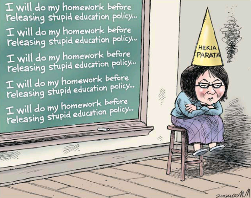1 backdown parata education class size NZ Politics Daily - Bryce Edwards Otago University liberation blog - www.liberation.org.nz