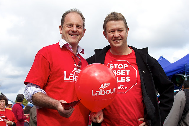 Labour Cunliffe Shearer  NZ Politics Daily - Bryce Edwards Otago University liberation blog - www.liberation.org.nz