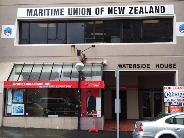 MUNZ-Labour  NZ Politics Daily - Bryce Edwards Otago University liberation blog - www.liberation.org.nz