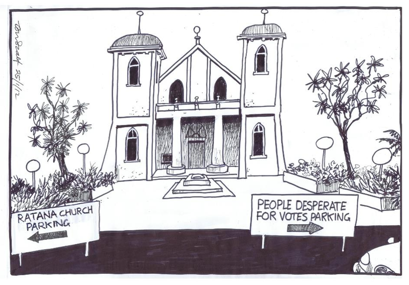 2 ratana pa NZ Politics Daily - Bryce Edwards Otago University liberation blog - www.liberation.org.nz