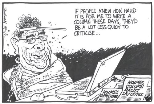 Z paul holmes NZ Politics Daily - Bryce Edwards Otago University liberation blog - www.liberation.org.nz