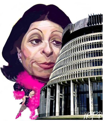 1 Michelle Boag parliament NZ Politics Daily - Bryce Edwards Otago University liberation blog - www.liberation.org.nz