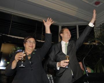 2 election greens  NZ Politics Daily - Bryce Edwards Otago University liberation blog - www.liberation.org.nz