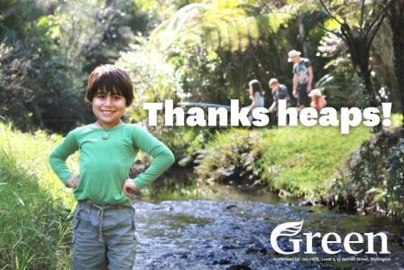 2 thanks heaps greens NZ Politics Daily - Bryce Edwards Otago University liberation blog - www.liberation.org.nz
