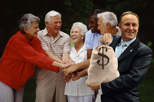 1 superannuation john key national NZ Politics Daily - Bryce Edwards Otago University liberation blog - www.liberation.org.nz