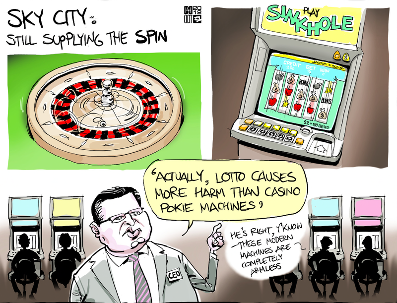 8 skycity spin casino NZ Politics Daily - Bryce Edwards Otago University liberation blog - www.liberation.org.nz