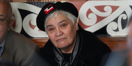 1 Tariana turia beret NZ Politics Daily - Bryce Edwards Otago University liberation blog - www.liberation.org.nz