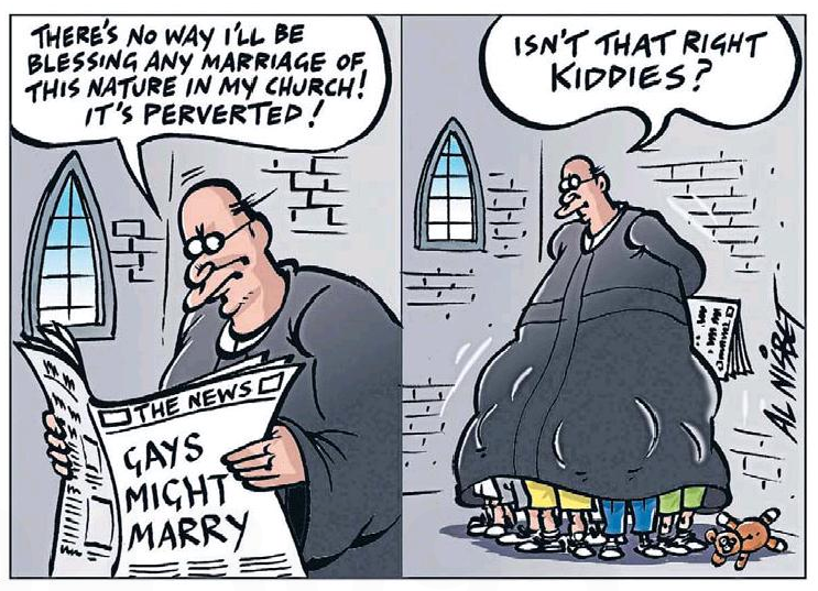 1 gay marriage church NZ Politics Daily - Bryce Edwards Otago University liberation blog - www.liberation.org.nz