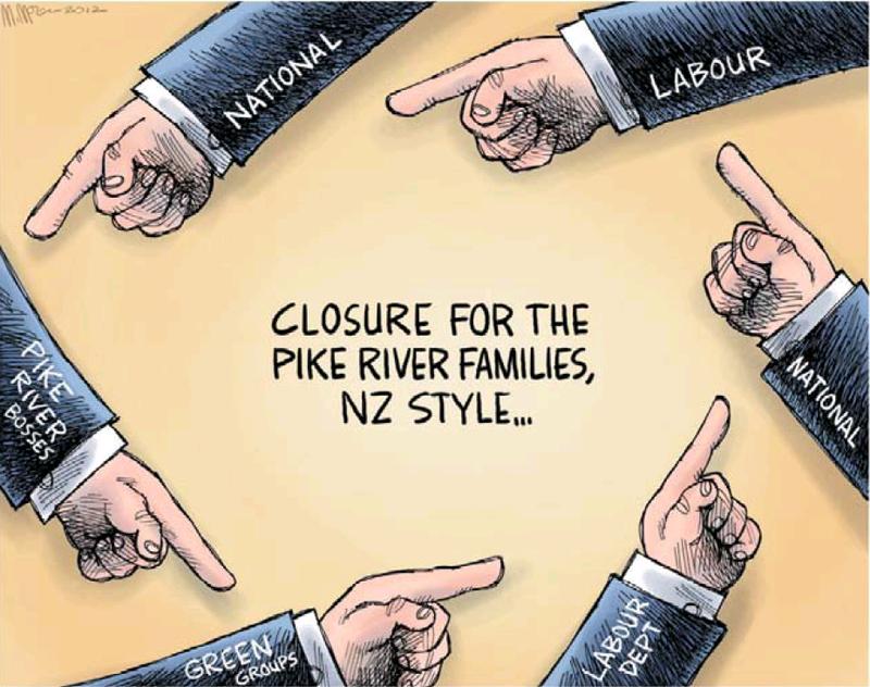 A Pike River Report 1.5 NZ Politics Daily - Bryce Edwards Otago University liberation blog - www.liberation.org.nz