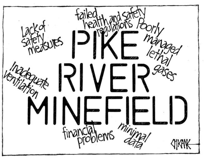 A Pike River 18 NZ Politics Daily - Bryce Edwards Otago University liberation blog - www.liberation.org.nz