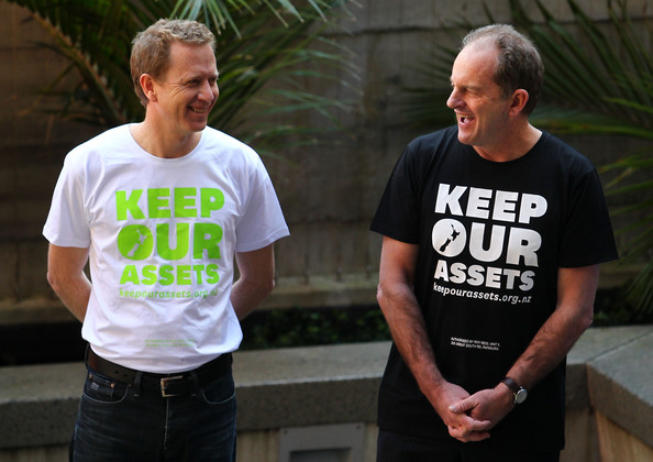 [9 Labour Party David Shearer Russell Norman keep our assets NZ Politics Daily - Bryce Edwards Otago University liberation blog - www.liberation.org.nz