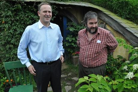 16 The Hobbit Peter Jackson NZ Politics Daily - Bryce Edwards Otago University liberation blog - www.liberation.org.nz