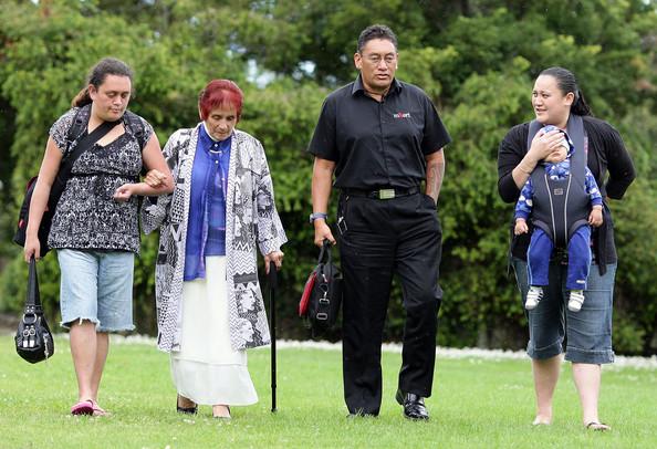 2 Titewhai Hone Harawira Waitangi Day - Bryce Edwards NZ Politics