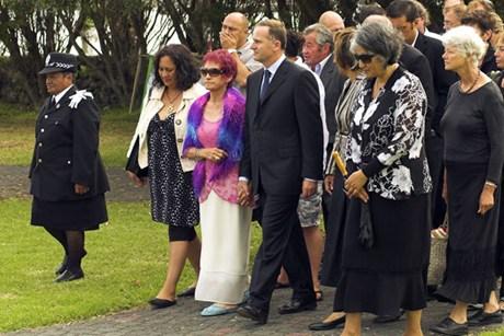 47 Titewhai Harawira Waitangi Day - Bryce Edwards NZ Politics