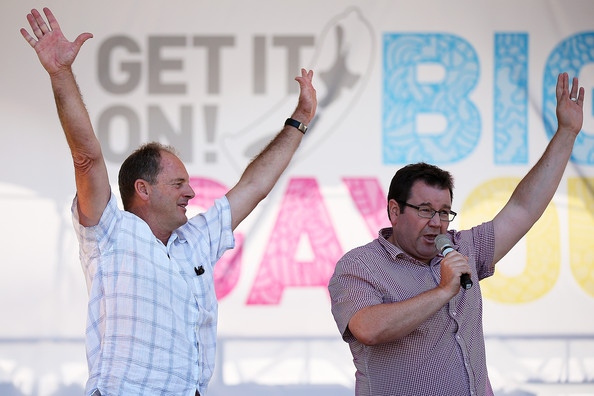 A 1 big gay out shearer robertson labour NZ Politics Daily - Bryce Edwards Otago University
