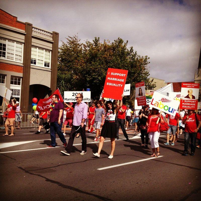 A 6 gay pride NZ Politics Daily - Bryce Edwards Otago University