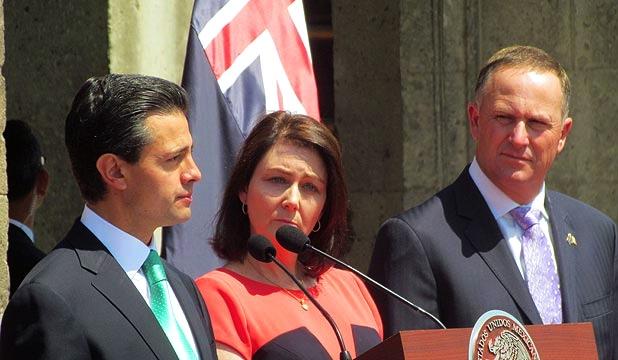 6 John Key in Latin America NZ Politics Bryce Edwards