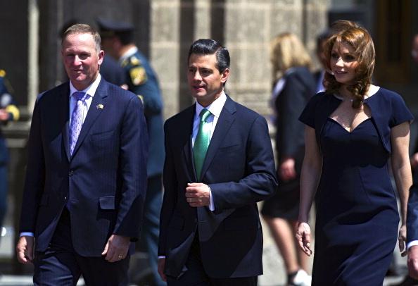 7 John Key in Latin America NZ Politics Bryce Edwards