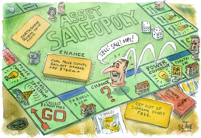 Listener 7 March 2013 asset sales