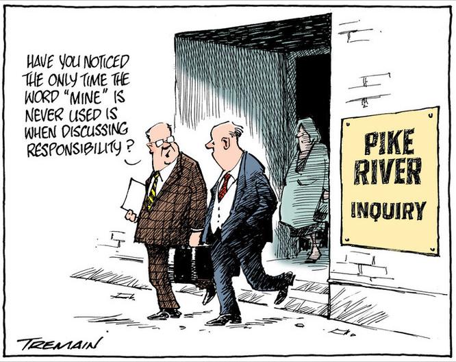 A Pike River 11 NZ Politics Daily - Bryce Edwards Otago University liberation blog - www.liberation.org.nz