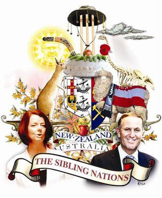 1 ODT Australia NZ sibbling  - Bryce Edwards NZ Politics