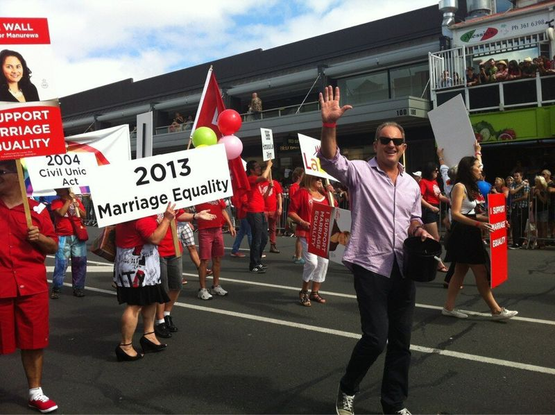 A 7 gay pride NZ Politics Daily - Bryce Edwards Otago University