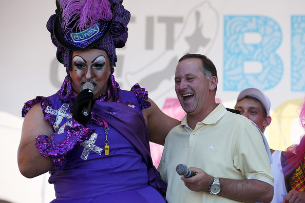 A 27 big gay out john key NZ Politics Daily - Bryce Edwards Otago University