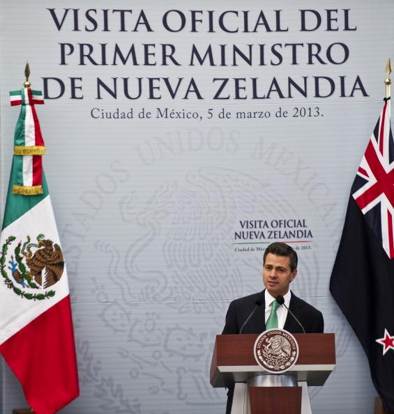 4 John Key in Latin America NZ Politics Bryce Edwards