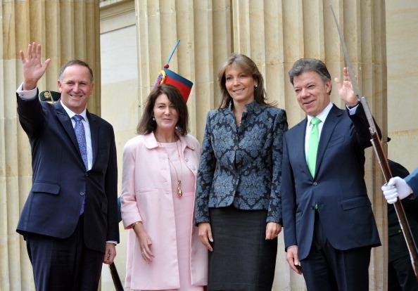 10 John Key in Latin America NZ Politics Bryce Edwards