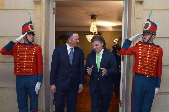 12 John Key in Latin America NZ Politics Bryce Edwards