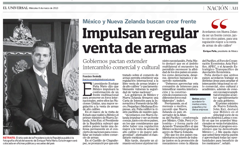 31 John Key in Latin America NZ Politics Bryce Edwards