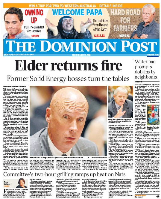 3 Dominion Post 15 March 2013